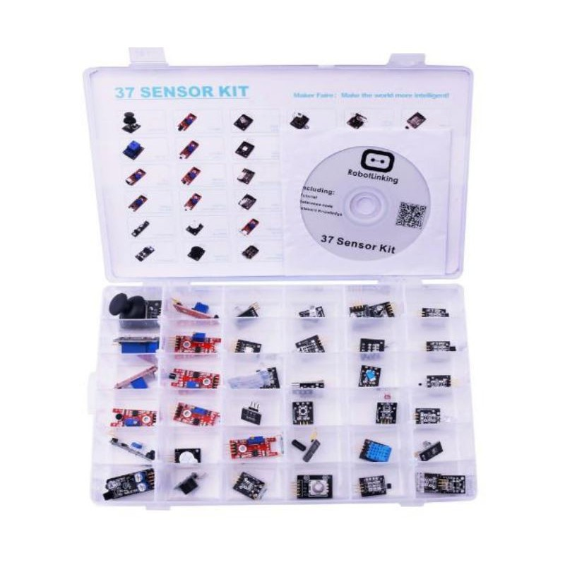 37 sensoren kit (werkt met o.a. Arduino)