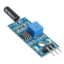 SW-420 Normally open vibration sensor module